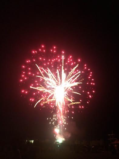 fireworks at canada day