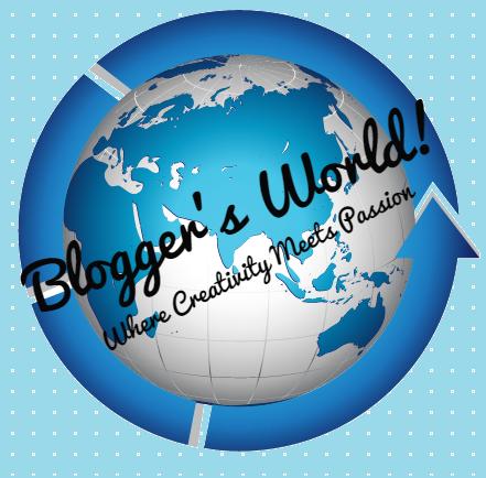 Blogger's World Logo