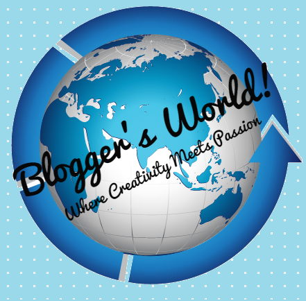 Blogger's World Logo