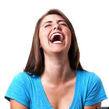 fake laugh