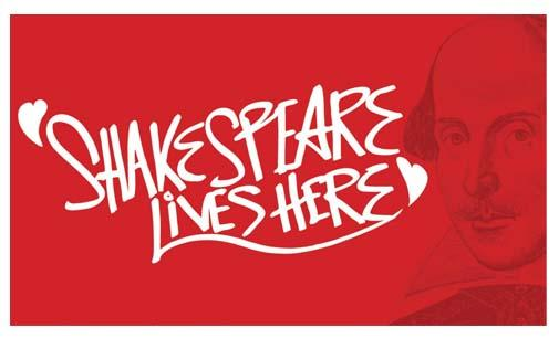 ShakespeareLivesHere