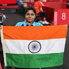 Rejected at interview Indian woman scripts history at Tokyo Paralympics