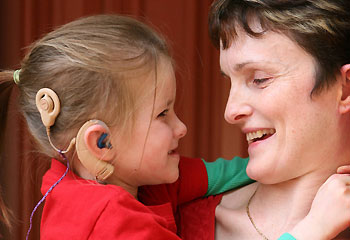 Cochlear implant can help the hearing impaired live a happier life